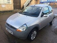 Ford ka 1.3 petrol manual 2006 1 year mot clean car in out