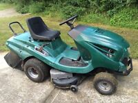 """Hater 40"""" ride on mower / lawn mower/ Lawn tractor"""