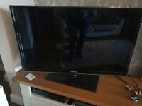 "40"" Samsung HD 1080p LED Smart Tv"