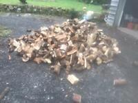 Logs Hardwood Seasoned