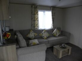 Luxury Static Caravan For Sale, Subletting Available, Double Glazed and Central Heated. West Wales