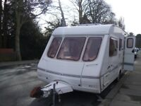 Swift Charisma 540, 5 berth, (2002) Used - Good condition Touring Caravan for sale