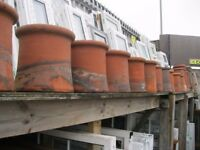 Chimney Pots For Sale, Many Shapes & Sizes Available, They Start From £20 *