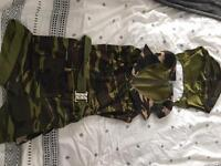 Dance costume - Camo outfit