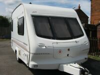 Elddis 2 berth caravan 1999 very clean. high spec Whirlwind GT model
