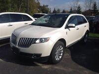 2013 Lincoln MKX AWD, ONLY 40,000km