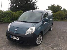 2010 Renault Kangoo 1.5DCI Full Years PSV (vat inc) May Part ex (not Citan or Caddy)