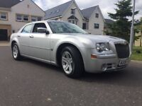 Chrsyler 300CRD Automatic 3.0 V6 Turbo Diesel (Baby Bentley) 2008 FSH