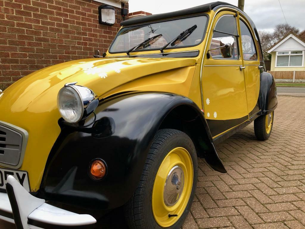 citroen 2cv charleston in caister on sea norfolk gumtree. Black Bedroom Furniture Sets. Home Design Ideas