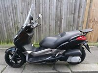 Yamaha YP250R X-MAX Automatic New MOT Fast and Economical commuter
