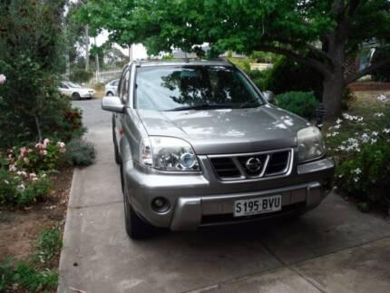 2003 Nissan X-trail Flagstaff Hill Morphett Vale Area Preview