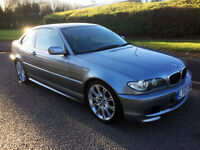 BMW 320Cd MSport Coupe 2dr Diesel, 12 months MOT, Service History, IN EXCELLENT CONDITION!