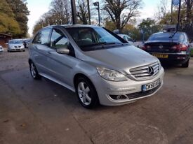 Mercedes-Benz B Class 1.5 B150 SE 5dr LOW MILAGE 50k WARRANTY, CARD PAYMENTS, CAR4YOU DRIVE AWAY