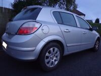 2005 top spec vauxhall astra 1.4 5 door for spares or repairs runs and drives DRIVEAWAY OR DELIVERY