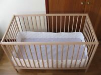 2 Baby Cots from IKEA
