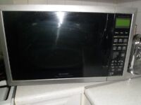 Sharp Platinum Collection Large Multifunction Microwave Oven Grill R 953 40l 900 Watt