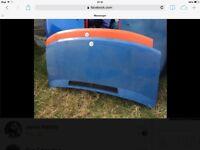 1996-1999 mercedes sprinter bonnet