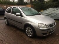 2005 Vauxhall Corsa SXi+ 1.2 Litre - Not Driven for 2 Years - Leather Seats / Electric Mirrors