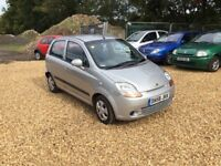 2008 Chevrolet Matiz 1.0 10 Months MOT Service History 2 Keys Low Milage Cheap Car