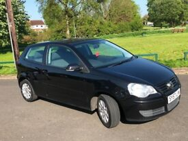 Volkswagen Polo 2007 (57) 1.4 low mileage 97000
