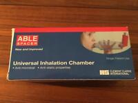 Inhalation Spacer - Brand New