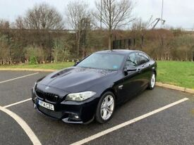 2014 BMW 5 SERIES 2.0 AUTOMATIC SERVICE HISTORY NEW MOT