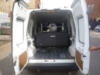 Ford TRANSIT CONNECT 90 T230 D/C Crew LWB,5 seat 1793 cc Panel Van,rare high roof,side loading door