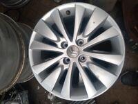 Citroen C4 Grand Picasso 16 Inch Single Alloy Wheel In West London Area