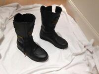 Bullson Sheltex Ladies Motorbike Boots size 6