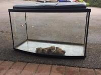 AqualEl 90l fish tank
