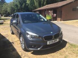 BMW 218d sport auto
