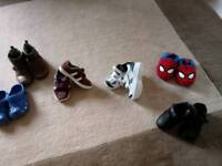 Boys shoes size 7 toddler