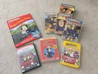 Fireman Sam DVD collection