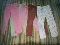 Pants for 3-4 years old girls