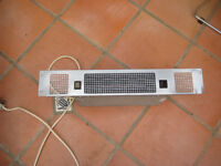 Plinth Heater. For use in kitchen. Excellent condition.