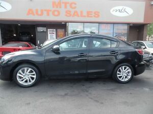 2012 Mazda MAZDA3 GS-SKY (M6), BLUETOOTH, SUNROOF, GREAT ON GAS