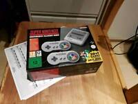 Snes classic mini with extra games added