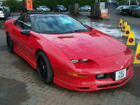 RARE CAMARO RS300 SPORT VARIOUS UPGRADES LOW MILAGE NEW MOT £7995
