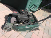 Old Mower but in good working order. Serviced last year at a cost of over £60.