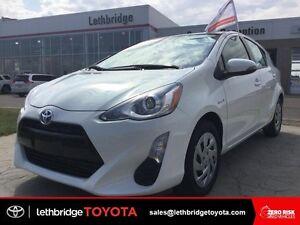 Toyota Certified 2016 Toyota Prius C Upgrade - SAVE ON GAS!