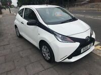 Toyota Aygo 2015 mk2 £0 tax only £3995
