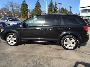 2010 Dodge Journey R/T 3.5L V6 AWD | LEATHER | BLUETOOTH | Kitchener / Waterloo Kitchener Area image 3