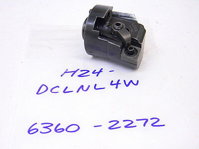 Used Kennametal H24 Dclnl4w Interchangeable Boring Head Cnmg-432