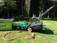 Qualcast lawnmower, SOLD