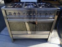 REFURBISHED !!! RANGE COOKER 90 cm * Smeg * RRP £ 1200 OVEN (electrical)