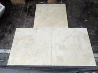 Johnson Floor and Wall Tiles 30cm x 30cm RRP £40, £8 per m2 or 10m2 for £50