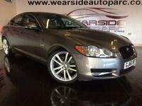 JAGUAR XF 3.0 TD V6 S Luxury 4dr Auto (grey) 2010