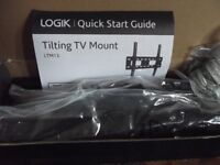 Logik tilting TV Wall mount for up to 37 inch TV