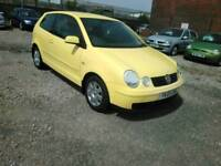 2005 Volkswagen polo 1.2 full mot and service history spotless condition