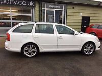 SKODA OCTAVIA 2.0 TDI 170 VRS ESTATE - FINANCE AVAILABLE